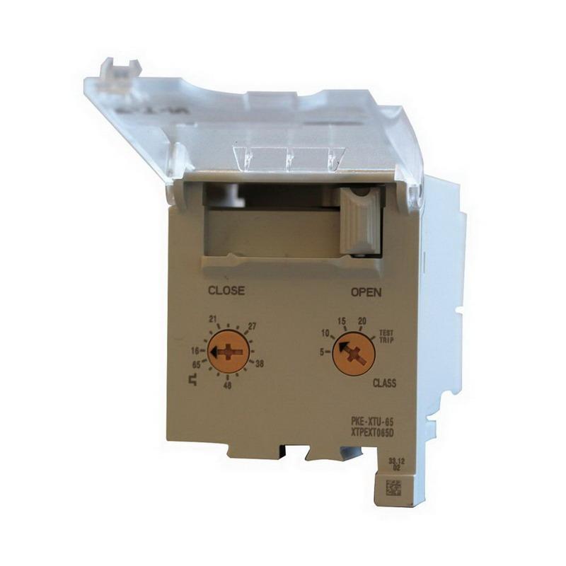 Eaton / Cutler Hammer XTPE065DCS Manual Motor Protector; 690 Volt, 16 - 65 Amp, 3-Poles, For XT IEC Contactors and Starters