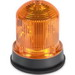 Edwards 125HALFA24D Visual Signal; 24 Volt DC, 0.77 Amp, Amber, Panel, Conduit Mount