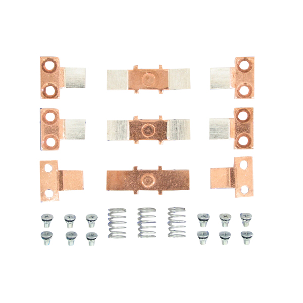 Eaton / Cutler Hammer 6-288 Renewal Contact Kit; 3-Poles, For C25 Definite Purpose Contactors