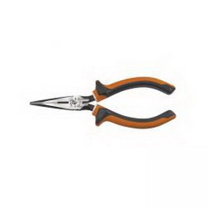 Klein Tools 2036EINS Long Nose Plier; 6-7/8 Inch Overall Length
