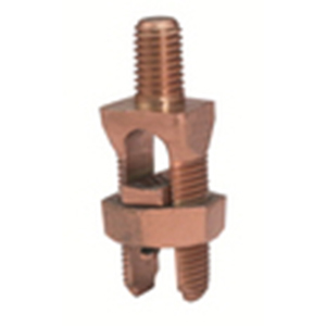 Hubbell Electrical / Burndy KC17 Servit Post KC Mechanical Grounding Connector; 10 - 6 AWG, 5/8 Inch, Leaded Bronze Alloy