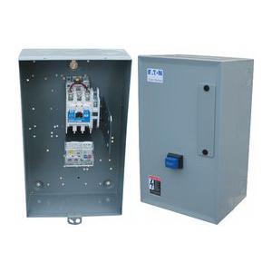 Eaton / Cutler Hammer ECN05A1BAA-R63/C FVNR Starter; 220 - 240 Volt, 4 - 20 Amp