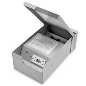 """""Bussmann B222-60FGF Fusible Air Conditioner Disconnect 30 - 60 Amp, 240 Volt AC, 1-Phase, NEMA 3R,"""""" 124115"