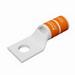 Hubbell Electrical / Burndy YA27L4 Hylug™ Compression Lug; 1 Hole, 3/8 Inch Stud, 3/0 AWG, Copper, Orange