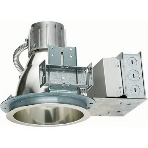 Jia (Juno) M6-ED-100E Indy™ 1-Light HID Rough-In Downlight; 100 Watt, 120/277 Volt