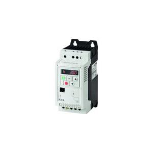 Eaton / Cutler Hammer DC1-327D0NN-A20N PowerXL™ DC1 Series Variable Frequency Compact AC Drive; 7 Amp, 3 Phase, 2 hp