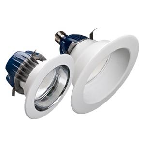 Cree CR6-800L-27K-12-GU24 Recessed Mount CR Series 6 Inch LED Downlight; 12 Watt, 800 Lumens