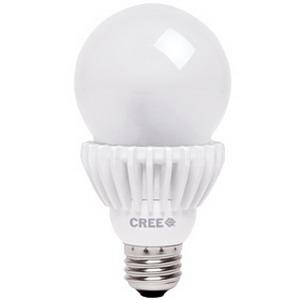Cree A21-100W-50K-MC A21 LED Bulb; 18 Watt, 120 Volt, 5000K, 80 CRI, Screw Base (E26) Base, 25000 Hour Life