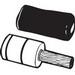 Blackburn / Elastimold PA40 Pin Adapter; 400 KCMIL, 250 KCMIL Stud, Aluminum, Pink