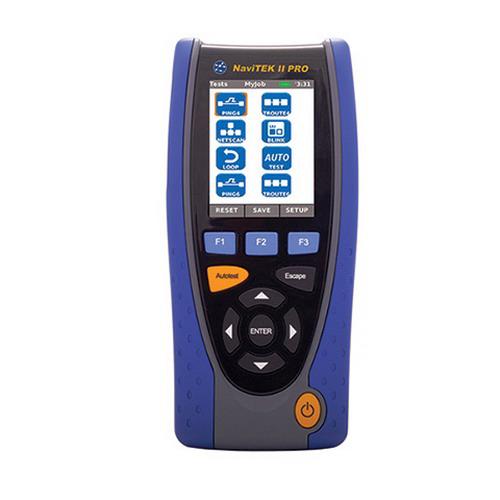 "Ideal R151002 NaviTEK II PRO Lan Network Tester,"""
