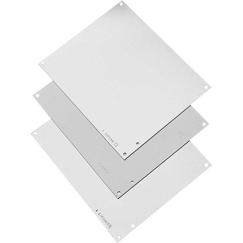 Hoffman A90SMP14 Side-Mounted Panel Steel  For 90.06 Inch Enclosure