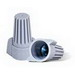 NSI WWC-G-B Easy Twist™ Winged Wire Connector; 18-8 AWG, 600 Volt, Gray