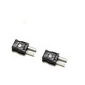 Fluke 80CJ-M Mini Connector; Black