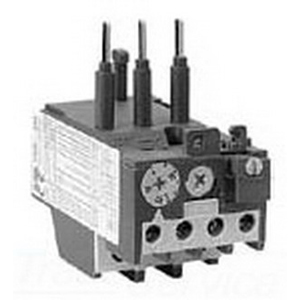 ABB TA25DU6.5-20 Thermal Overload Relay; 4.5 - 6.5 Amp Setting, 440 Volt DC, 500 Volt AC, 3-Pole