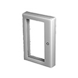 Hoffman AWDH2420N4 A80SW A80W Deep-Hinged Window Kit; Steel/Stainless Steel, Gray, Polyester Powder Painted, For Protection, Visibility and Easy Access To Equipment and Components