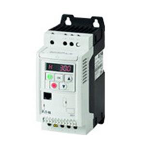 Eaton / Cutler Hammer DC1-324D3NN-A20N PowerXL™ DC1 Series Variable Frequency Compact AC Drive; 4.3 Amp, 3 Phase, 1 hp