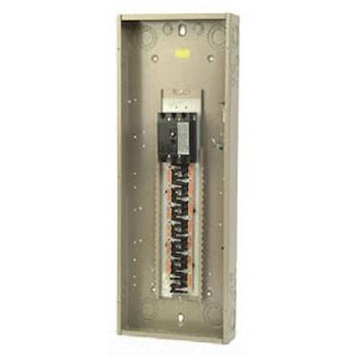 Eaton / Cutler Hammer CH30B3150R Main Circuit Breaker Load Center; 208 Volt AC STAR/120 Volt AC, 240 Volt AC, 150 Amp, 30 Circuits, 4-Wire, 3-Phase