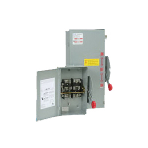 """""Eaton / Cutler Hammer DT222URH-N Non-Fusible Disconnect Switch 60 Amp, 240 Volt, 2-Pole, NEMA 3R,"""""" 130183"
