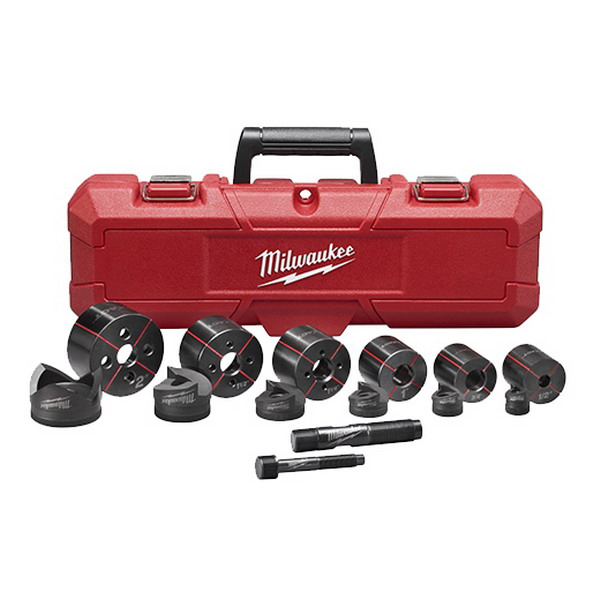 Milwaukee Tools 49-16-2693 Knockout Set 17.40 Inch Length