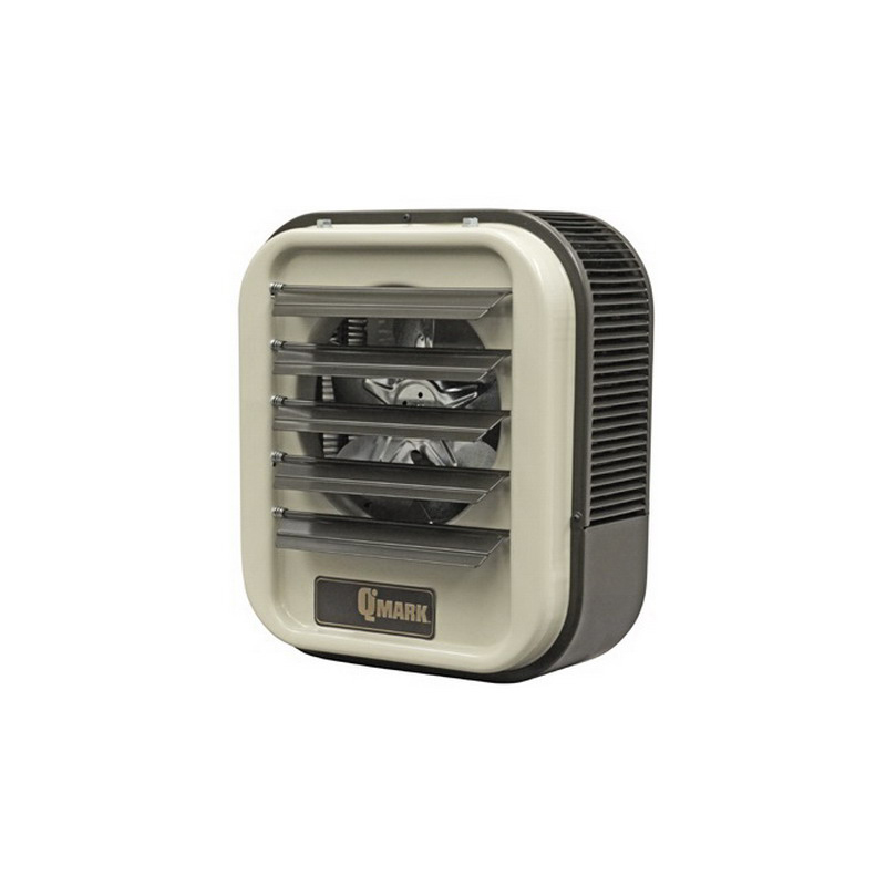 Marley MUH0581 Unit Heater; 350 cfm, 1 Or 3 Phase, 208 Volt, 17 BTU/Hour, 5 kilowatt, Off-White