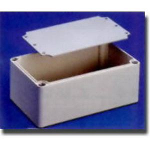 Hammond R507-066-000 Inner Panel; Steel, Gray, Zinc-Plated, For Use With R100, R101 and R102-066 Enclosure