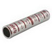 Ilsco CTL-300 Long Barrel Sleeve; 300 KCMIL, 600 Volt - 35 Kilo-Volt, High Strength Seamless Copper Tubing, Electro Tin Plated
