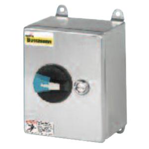 """""Bussmann ER4X-40N3PB Non-Fused Disconnect Switch 40 Amp, 600 Volt AC, 3-Pole, NEMA 4X,"""""" 131574"