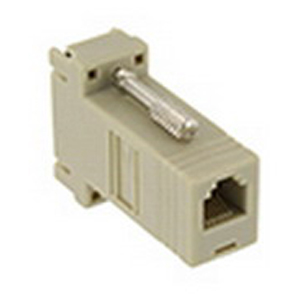 Leviton 36A05-4 Serial Connectivity Cable; 7 ft