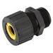 Hubbell Electrical / RACO 4702-5 Strain Relief Cord Connector; 1.500 Inch, Nylon