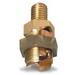 Blackburn / Elastimold SP4DS Mechanical Grounding; 1 - 8 AWG, 3/8 - 16 x 5/8 Inch, Bronze