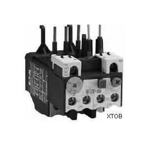 Eaton / Cutler Hammer XTOB004CC1DP XTOB Overload Relay; 2.4 - 4 Amp, 690 Volt AC, 1NO/1NC