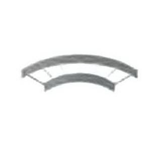 Cablofil LD-6A-90HB12-12 Itray Horizontal Elbow; 12 Inch, Aluminum
