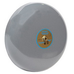 """""Edwards 435-4G1 Adaptabel DC Vibrating Bell 24 Volt, 100/90 dB At 1 m, Gray,"""""" 133597"