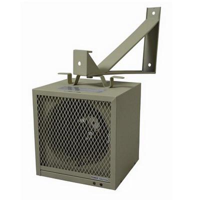 TPI/Raywall HF5840TC Portable Heater; 3000/4000 Watt, 240/208 Volt, 16.6/14.4 Amp, 1-Phase