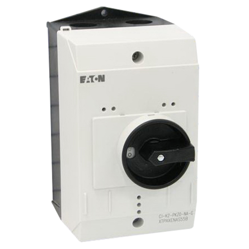 Eaton / Cutler Hammer XTPAXENAS55B Enclosure; NEMA 1, 12, 3R, For XT IEC Power Control