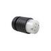 Pass & Seymour L2220-C Turnlok® Locking Connector; 20 Amp, 277/480 Volt AC, 4-Pole, 5-Wire, NEMA L22-20R NEMA, Black/White