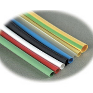Thomas & Betts CPO500-5-25 Shrink-Kon Heat-Shrinkable Tubing 6-1 AWG  600 Volt  Polyolefin  Green