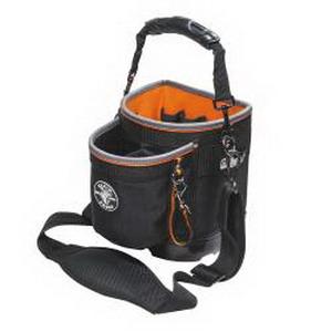 Klein Tools 55419SP-14 Tradesman™ Pro Organizer Shoulder Pouch; 16 Pockets