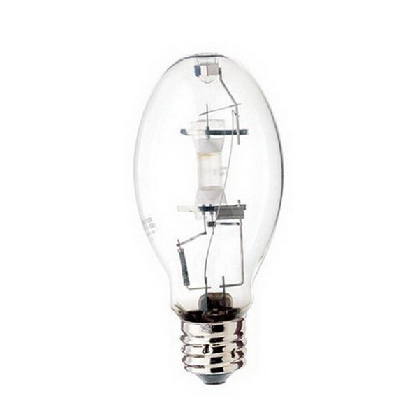 "Satco S5830 Metal Halide Lamp 70 Watt, 5600 Lumens, 15000 Hour, E39 Mogul Base,"""