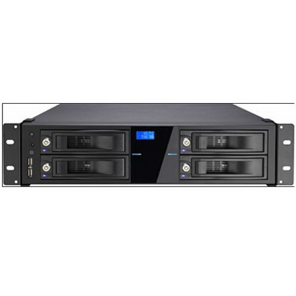 Luxon NVRH1-32-6TB 32 Channel Analog/IP Recorder 960 Fps Display