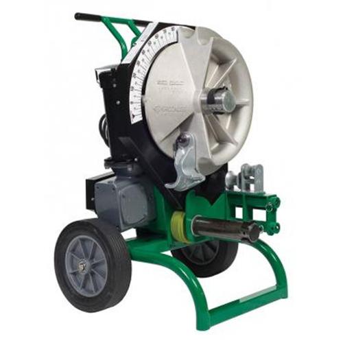 Greenlee 555CXRS Electric Bender 1/2 – 2 Inch Rigid Shoe Group