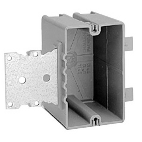 Union SB-18-FS 1-Gang Switch Box Thermoplastic  18 Cubic-Inch
