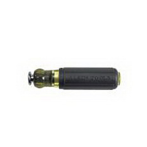 Klein Tools 32698 Cushion-Grip Switch Drive Handle; 100 ft, Green With Yellow Stripe