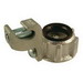Hubbell Electrical / RACO 1216 Grounding Bushing; 1-1/2 Inch, NPS, Malleable Iron, Electro-Zinc-Plated