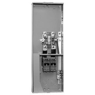 Milbank U5059-X-2/200-K3L-IL Meter Socket 320 Amp- 240 Volt- 1-Phase- Surface Mount-