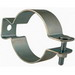 Hubbell Electrical / RACO 2061 Conduit Hanger With Bolt; 9 Inch, Steel, Pre-Galvanized