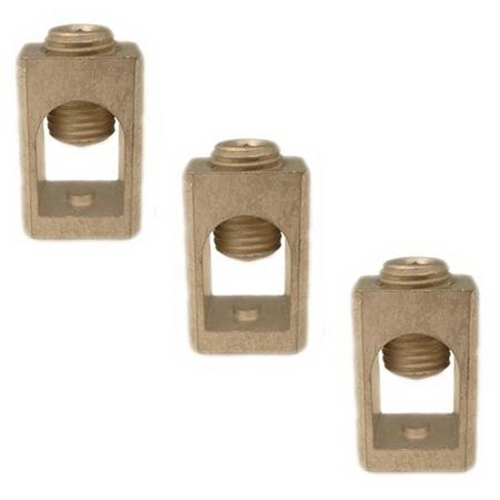 Eaton / Cutler Hammer 3TA150FB Line and Load Terminal Lug Kit; 150 Amp, 4 - 4/0 AWG, Aluminum