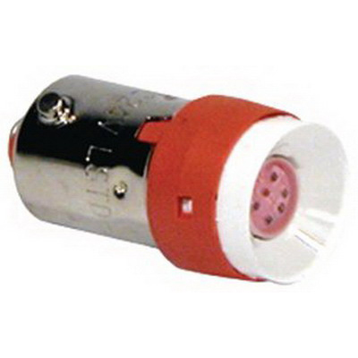 Idec LSTD-6R LED Bulb; Red