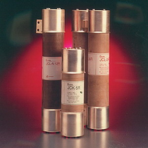 Bussmann JCL-9R Current-Limiting Fuse; Class R, 200 Amp, 5080 Volt, Ferrule