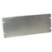 Hubbell Electrical / RACO 846 4-Gang Blank Gang Box Cover; Galvanized Steel, Metallic